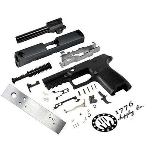 Sig p320 ultimate builders kit
