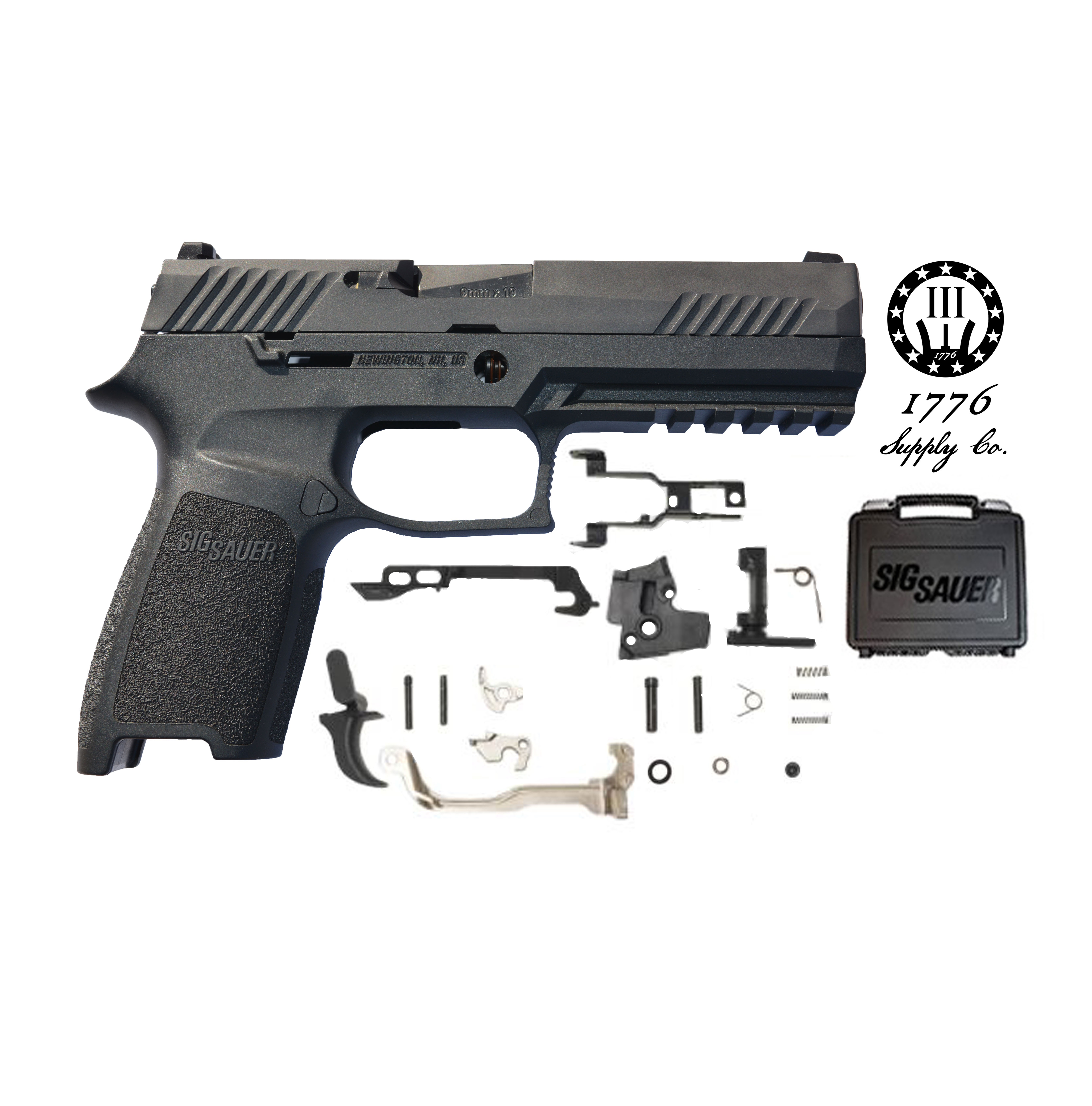 Sig P320 Full 80% parts kit