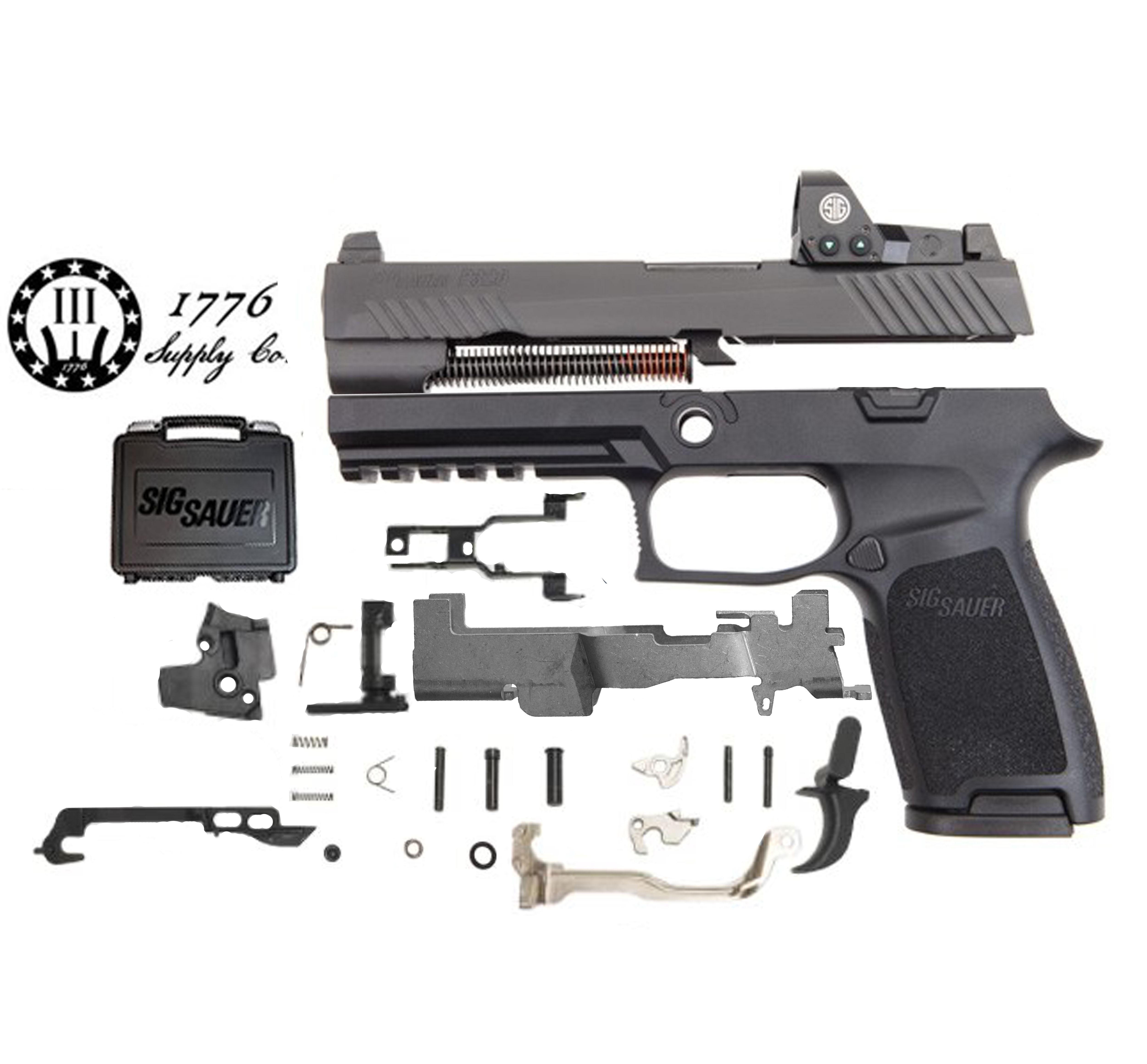 P320 full size RX complete kit