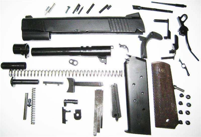upgraded 1911 parts kit